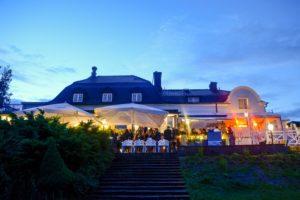 fest på Restaurang Le Golf