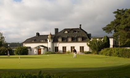 Snart öppnar Wermdö Golfrestaurang