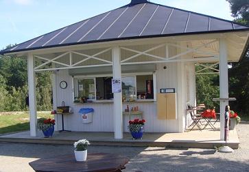 9ans kiosk stänger för säsongen