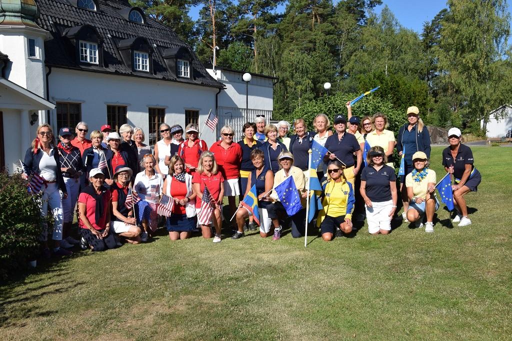 Läs mer om artikeln Solheim Cup – Årets mest efterlängtade evenemang genomfördes 4-6 juli