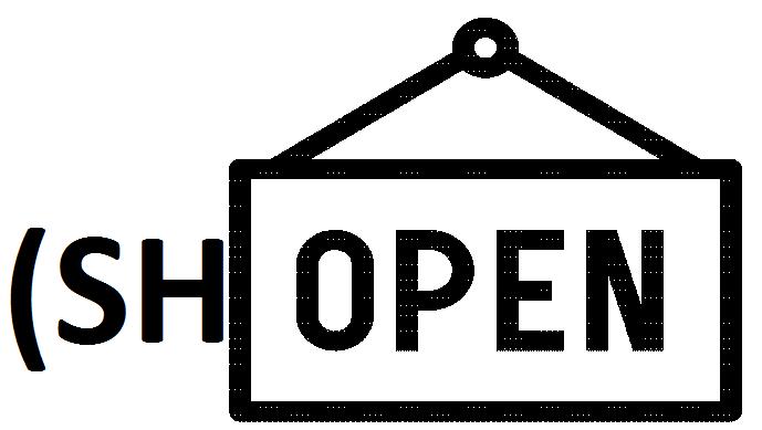 Shopens öppningsdag 27/4!