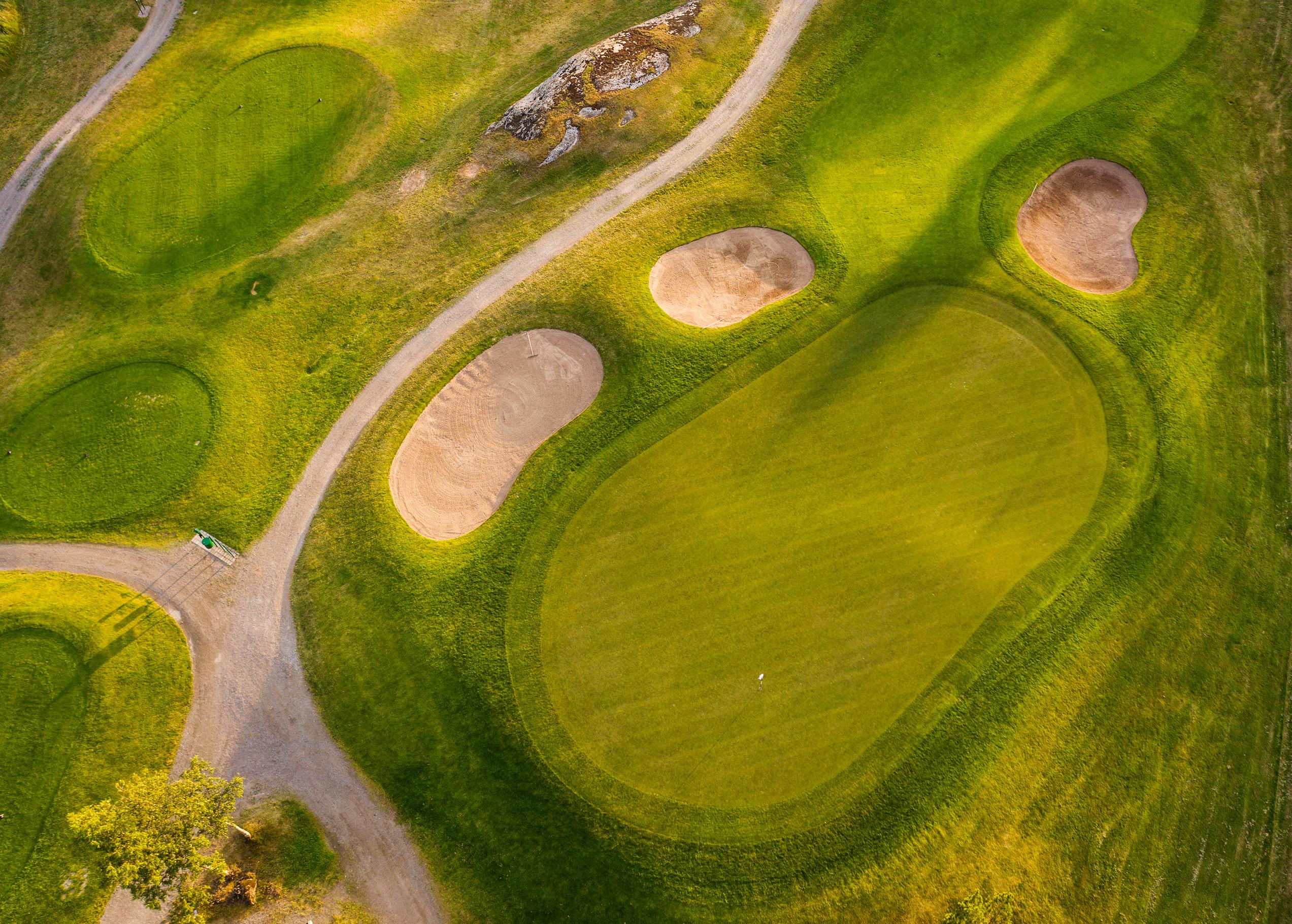 Hacker-attack drabbar Golf Sverige